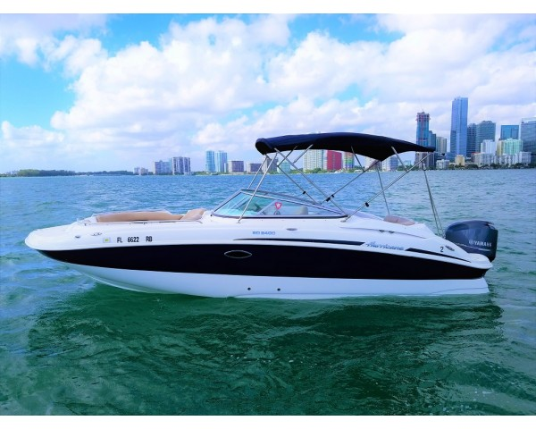 Miami City and Boat Tour