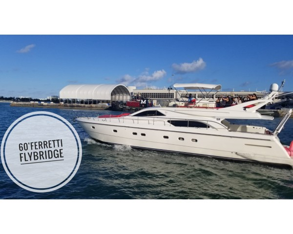 45' Sea Ray Sport Yacht
